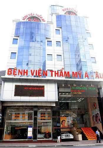 BVTM Á Âu đã có 30 năm kinh nghiệm trong lĩnh vực cắt mí mắt