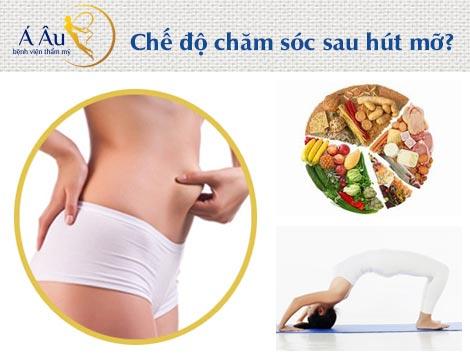 Chế độ chăm sóc, ăn uống và tập luyện phù hợp để có vóc dáng thon thả