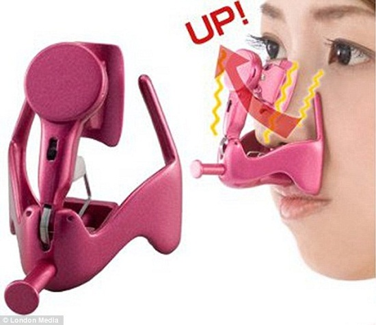 Dụng cụ nâng mũi không phẫu thuật có lợi hay hại?