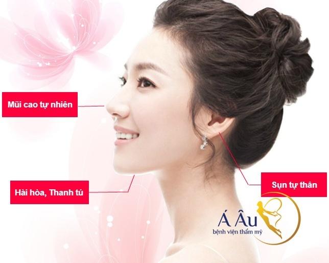 Công nghệ nâng mũi bọc sụn giải pháp dáng mũi chuẩn Hàn.