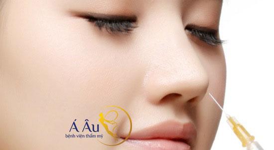 Công nghệ tiêm nâng mũi giải pháp nâng mũi không phẫu thuật cho người sợ đau.