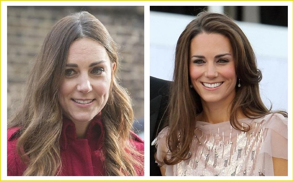 Công nương Kate Middleton gửi gắm niềm tin vào căng da bằng chỉ vàng