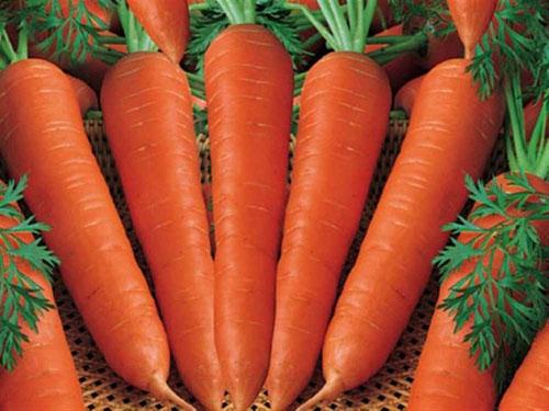 Mặt nạ căng da mặt bằng cà rốt