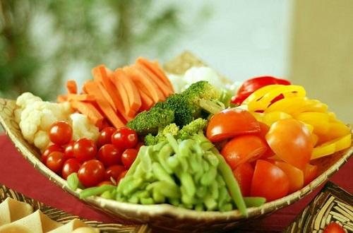 Beta-caroten có ở rau củ có màu đỏ