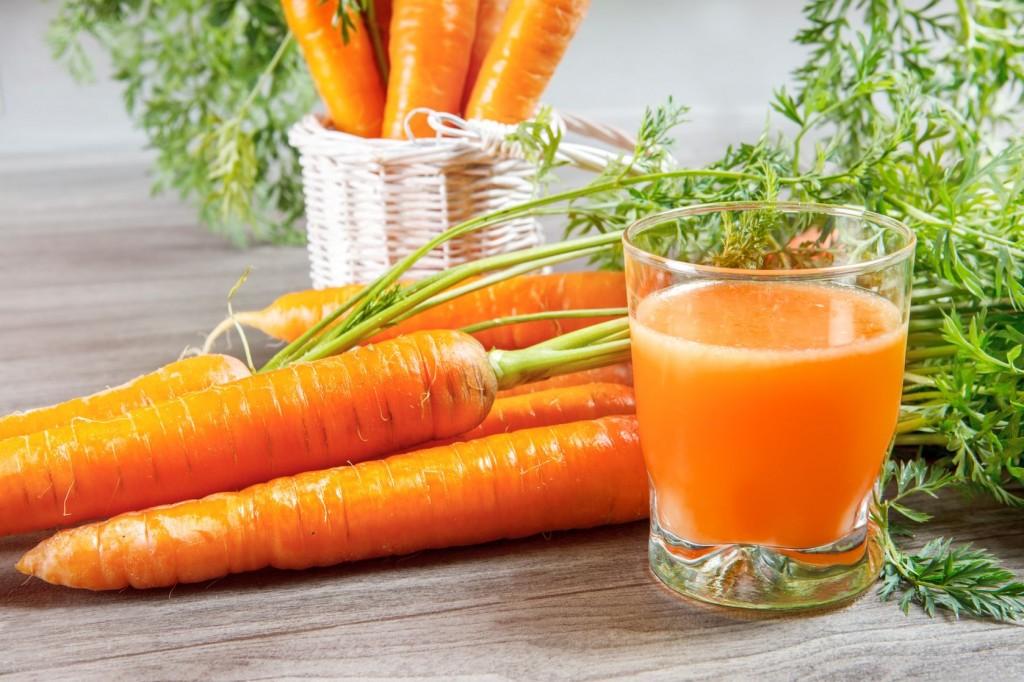 Nước ép cà rốt mật ong