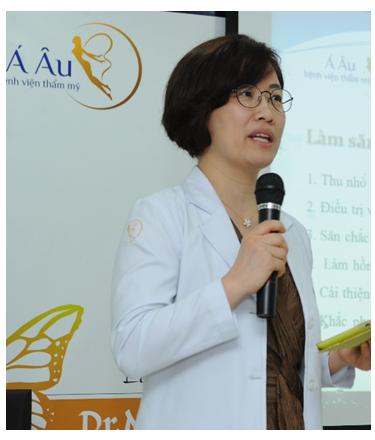 Tiến sĩ Mina Lee