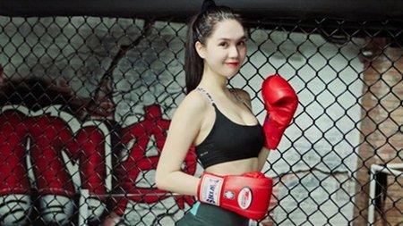 giảm cân với boxing