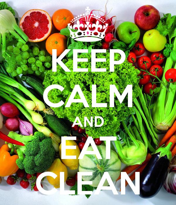 phương pháp giảm cân an toàn Clean eating