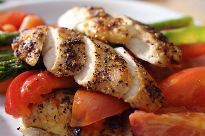 Thịt ức gà giảm cân nhanh chóng và rõ rệt