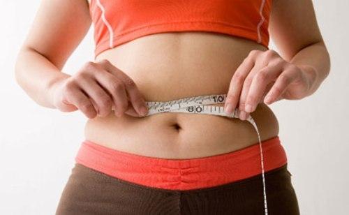 giảm mỡ bụng trong mùa đông