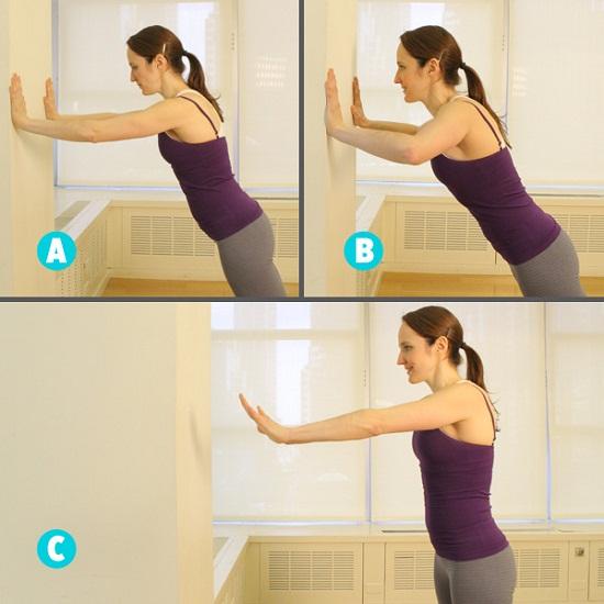 chống đẩy giảm mỡ bắp tay