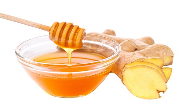 giảm mỡ bụng bằng gừng và mật ong