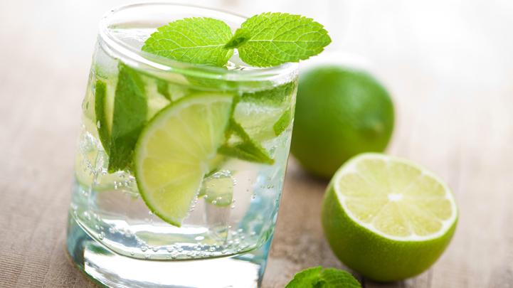 cách giảm mỡ bụng bằng nước chanh