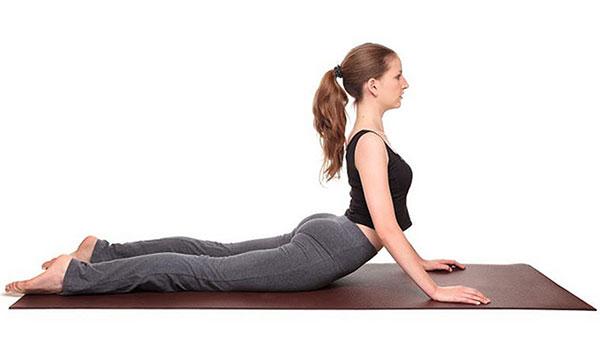 bài tập yoga giảm mỡ hiệu quả