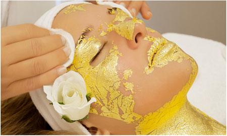 Ủ thẩm thấu tinh chất vàng nano