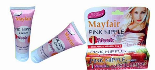Kem làm hồng nhũ hoa mayfair pink nipple?
