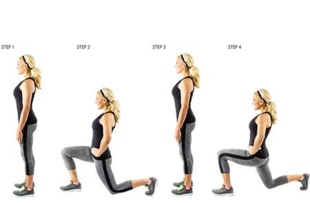bài tập giảm mỡ toàn thân