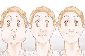 bài tập giảm mỡ mặt