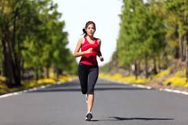 chạy bộ giúp giảm mỡ ở bắp chân