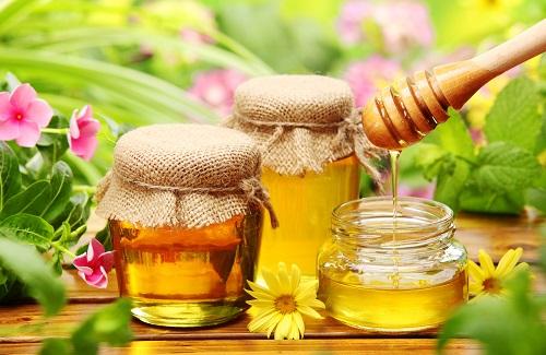 cách trị sẹo bằng mật ong 2