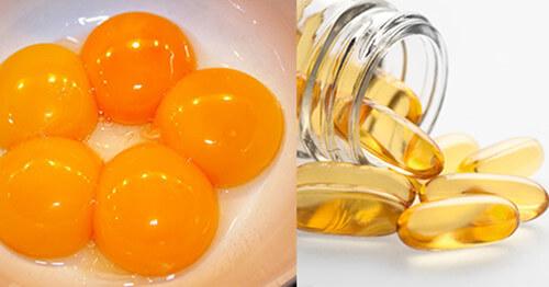 cách trị sẹo rỗ bằng vitamin e 5
