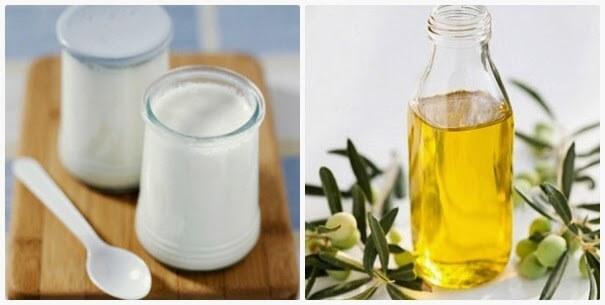 trị rạn da bằng dầu oliu 5