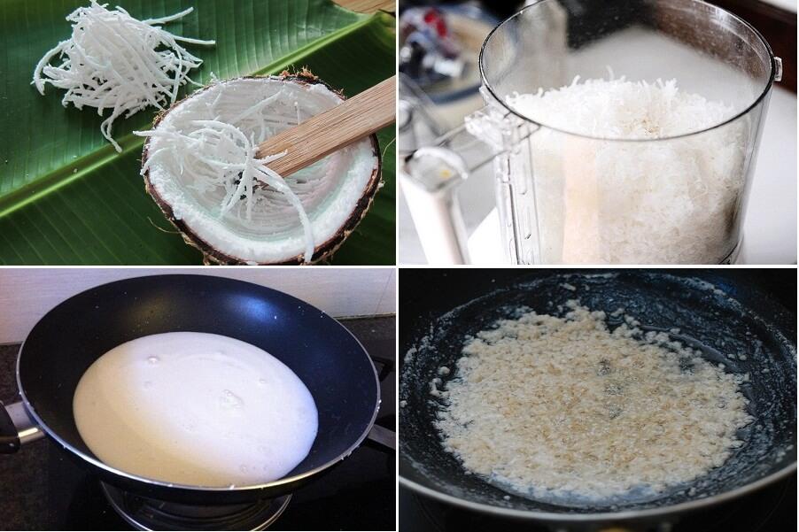 trị rạn da lâu năm bằng dầu dừa 3