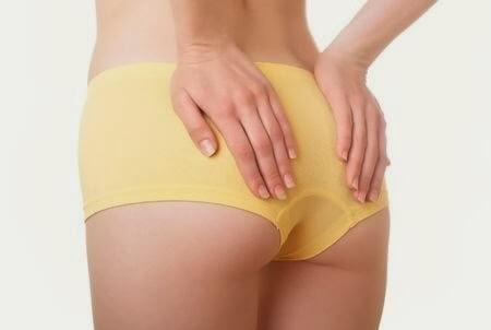 trị rạn da mông 1