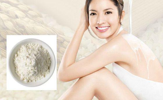 tắm trắng toàn thân bằng cám gạo