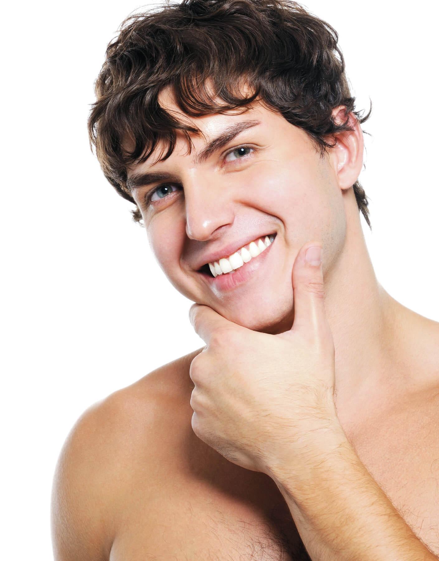 tắm trắng toàn thân cho nam