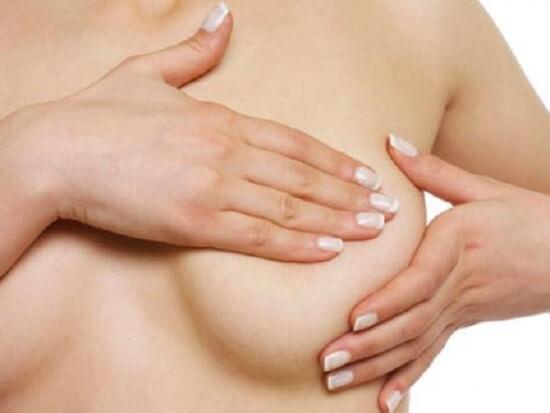 cách làm săn ngực chảy xệ
