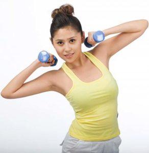 cách cải thiện ngực chảy xệ