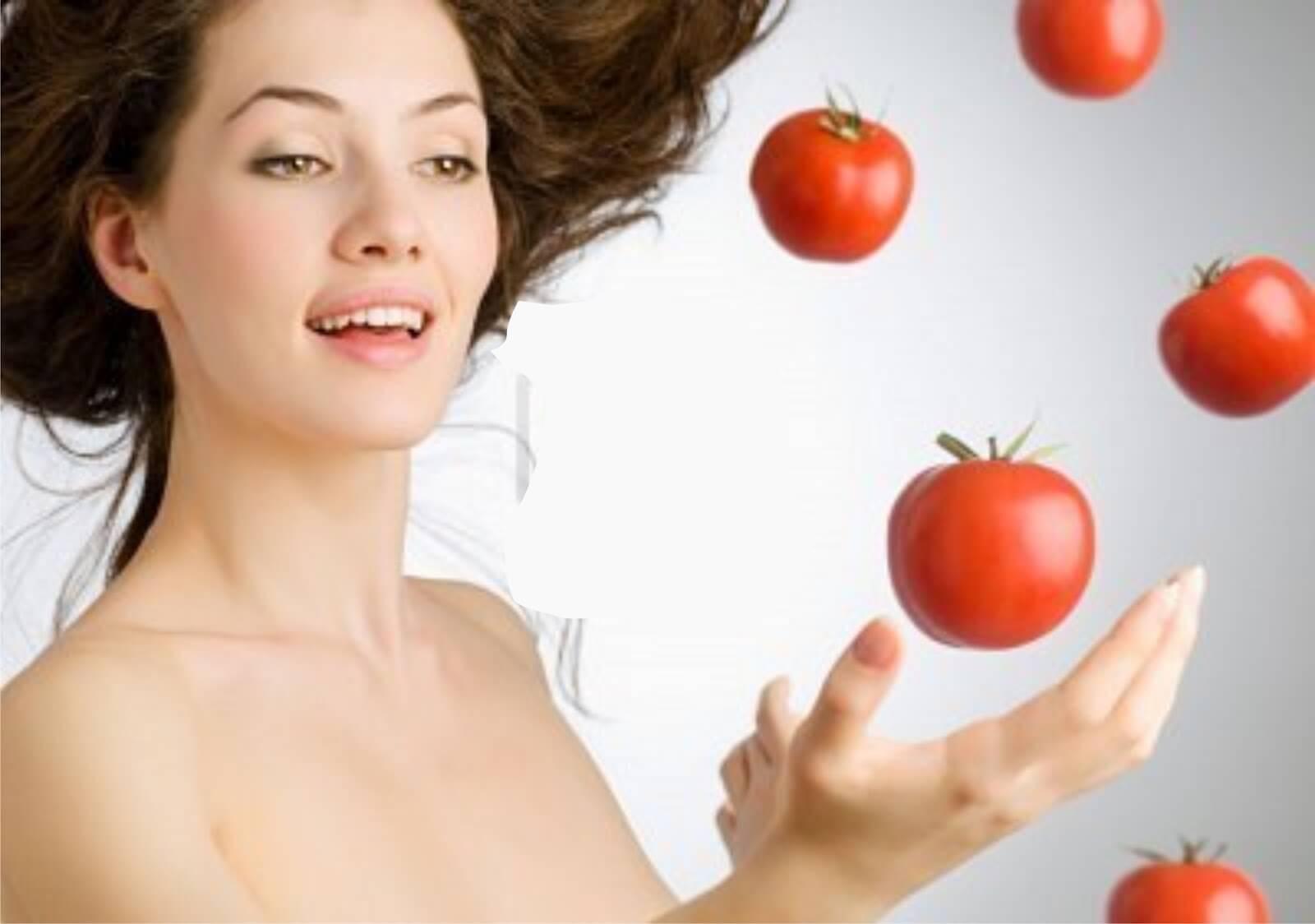 tắm trắng toàn thân bằng cà chua