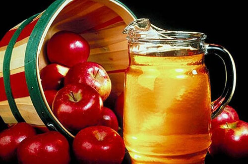 Táo hoặc nước táo ép