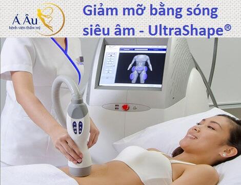 Giảm mỡ bằng sóng siêu âm - UltraShape®