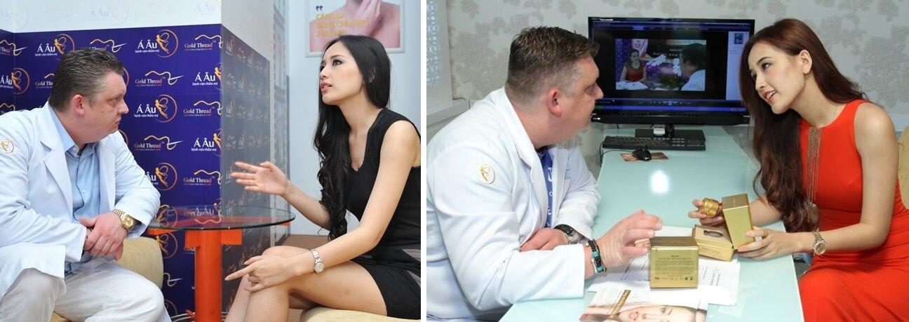Bác sĩ Maciej Lichaj sẽ có mặt tại Việt Nam ngày 24-26/5/2017 để tư vấn Căng da chỉ vàng 24K cho khách hàng