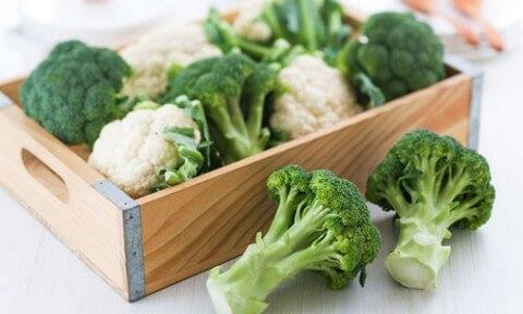 top 8 loại rau càng ăn càng giảm cân