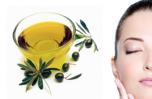 trị nám bằng dầu oliu 1