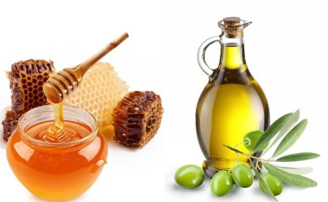 trị nám bằng dầu oliu 3