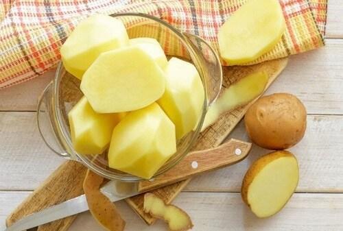 trị nám khoai tây 3