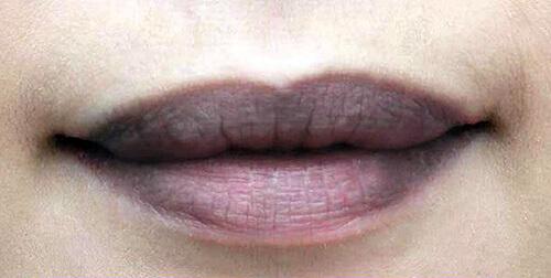 Xem tướng người môi thâm