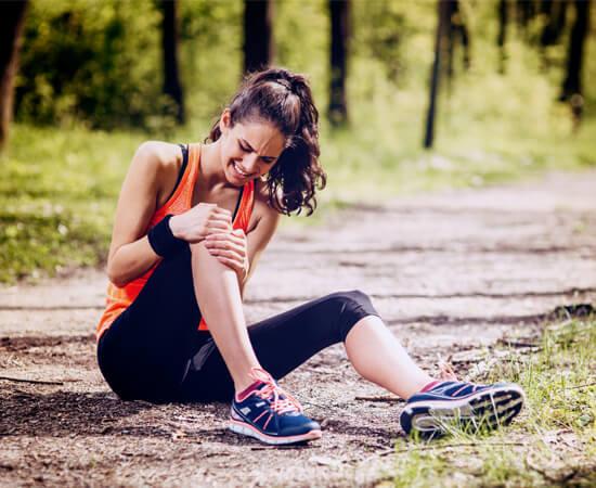 Chạy bộ sai cách ảnh hưởng đến sức khỏe và không giảm được mỡ đùi