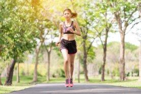giảm mỡ bụng bằng cách chạy bộ