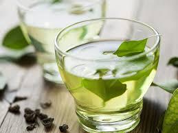 Giảm mỡ bụng cho nữ với trà xanh
