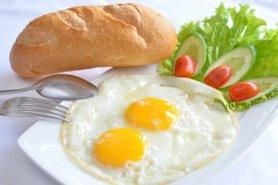 Đầy đủ dinh dưỡng với món trứng ốp la