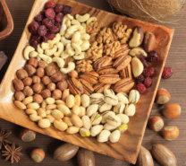 Chất béo lành mạnh có trong các loại hạt