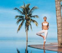 Tập yoga giảm mỡ bụng