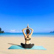 Giảm mỡ bằng bài tập yoga
