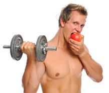 Luyện tập và ăn uống khoa học sẽ giúp bạn có số đo như mong muốn