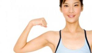 Cách giảm mỡ cánh tay cực nhanh cho nữ